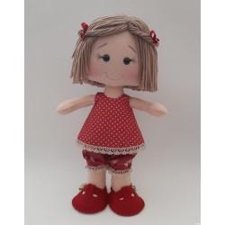 Boneca Leonor
