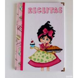 Caderno Cozinheira