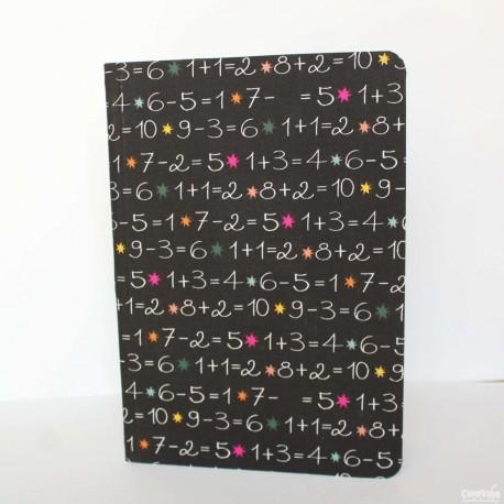 """Caderno """"Números"""""""