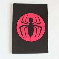 Caderno Homem Aranha